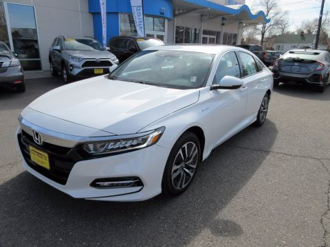 2020 Honda Accord Hybrid EX-L
